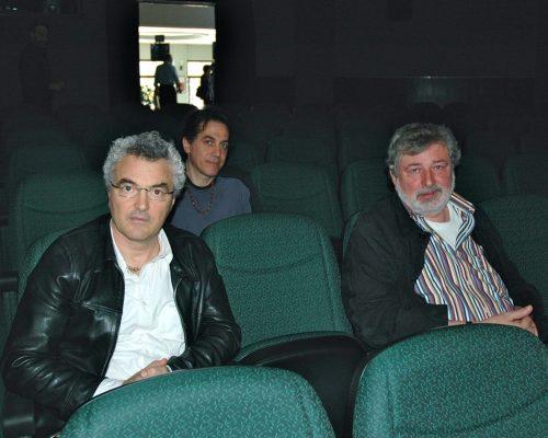 Con Francesco Guccini a San Benedetto del Tronto 2004