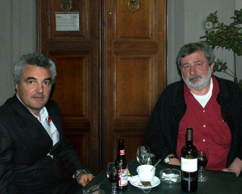 Con Guccini a San Benedetto del Tronto 2004
