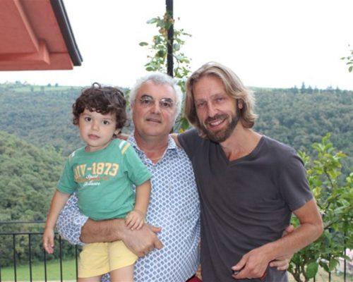 Massimo, Giacomo e Giulio Casale